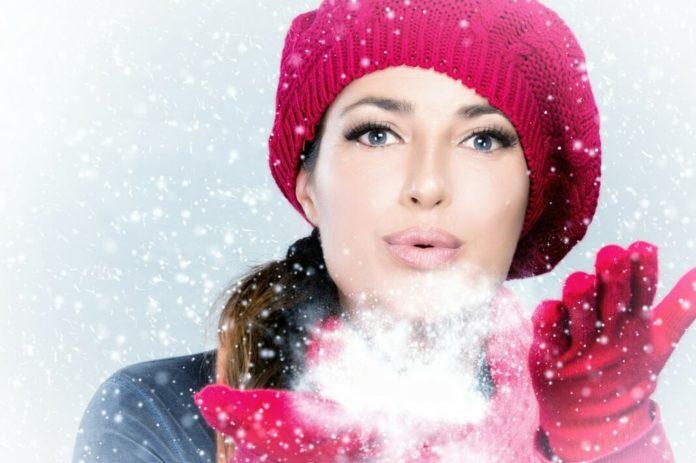 Как ухаживать за лицом зимой